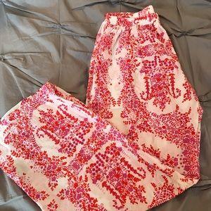 Plum Pretty Sugar PJ pants